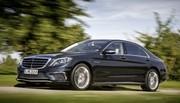 Mercedes Classe S 65 AMG : un V12 biturbo sinon rien !