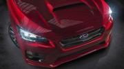 Subaru WRX : premier teaser avant Los Angeles