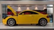 Audi faillit lancer une TT V6 de 380 ch en 2001