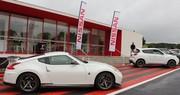 Ateliers Nissan sur le Driving Center au Paul Ricard: ludiques et instructifs!