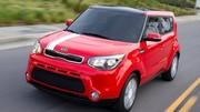 Près de 200 kilomètres d'autonomie pour le Kia Soul EV