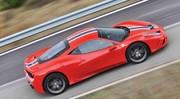 Essai Ferrari 458 Spéciale : la légère apprivoisée
