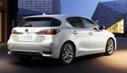 Lexus CT 200h : bientôt un face-lift