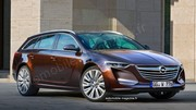 Opel Insignia Sports Tourer 2016 : Sous l'influence de Monza