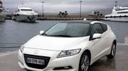 Honda CR-Z : Une version de 190 chevaux bientôt disponible aux USA !