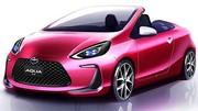 Toyota : un concept de petit roadster hybride à Tokyo