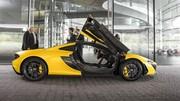 McLaren P1 : les 375 exemplaires vendus