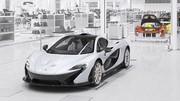 McLaren a vendu toutes ses P1