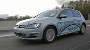 Volkswagen Golf TDI BlueMotion : 1.602 km avec un plein