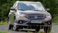 Essai Honda CR-V 1.6 i-DTEC : Que du bonus !