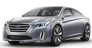 Subaru Legacy Concept : grande sœur de WRX
