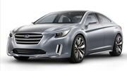Subaru Legacy Concept : Promesses d'avenir