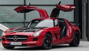 Los Angeles & Tokyo 2013 : Mercedes SLS AMG GT Final Edition