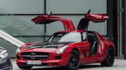 Mercedes SLS Final Edition : Dernier battement d'ailes