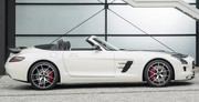 Mercedes SLS AMG Final Edition : le chant du cygne