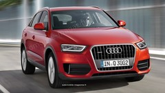 Restylage Audi Q3 : Riposte anticipée