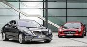 Mercedes S65 AMG et SLS AMG GT Final Edition :  l'étoile sort l'artillerie lourde