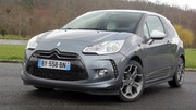 Essai Citroën DS3 1,6 l e-HDI 115 Ultra Prestige : citadine 24 carats