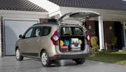 Dacia Lodgy 2014 : simplification de gamme et prix de base inchangé