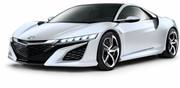 Honda NSX : une vraie supercar !