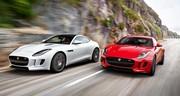 Jaguar F-Type Coupé : elle fait le Show à Los Angeles