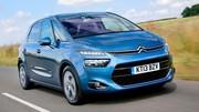 Citroën C4 Picasso : élu Taxi de l'Année 2013/2014