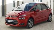 Le Citroën C4 Picasso e-HDi 115 ch élu « Taxi de l'année 2013/2014 »
