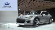 Subaru Cross Sport design : un coupé haut perché présenté au salon de Tokyo 2013