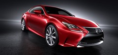 Lexus dévoile son coupé et une nouvelle version de son concept LF-NX à Tokyo