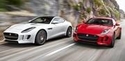 La Jaguar F-Type Coupé rugit au Salon de Los Angeles
