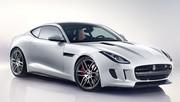 Jaguar F-Type coupé : officiel