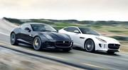 Nouvelle Jaguar F-TYPE Coupé
