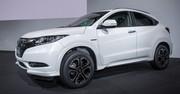 Honda lance le Vezel dans les pattes du Nissan Juke