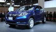 Honda Vezel : ambitieux mais réaliste