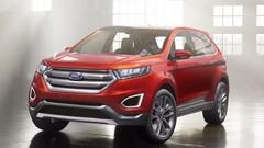 Ford Edge Concept : Pensées globales