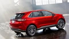 Ford Edge Concept : il se stationnera vraiment tout seul