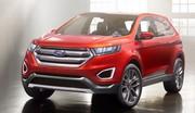 Ford Edge Concept: bientôt chez nous