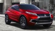 Mitsubishi XR-PHEV concept, l'ASX du futur