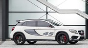 Mercedes GLA 45 AMG Concept : proche de la série