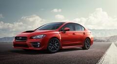 Subaru WRX : la nouvelle berline sportive à Los Angeles