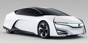 Avec le FCEV Concept, Honda conserve foi en l'hydrogène