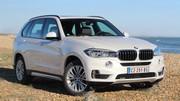 Essai BMW X5 : l'amélioration continue
