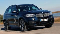 Essai BMW X5 (2013) : Dévoreur d'asphalte