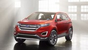 Ford Edge Concept : nouveau grand SUV pour l'Europe