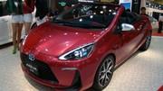 Toyota Aqua air : une future Yaris cabriolet ?