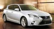 Le restyling de la Lexus CT200h sera t-il suffisant ?