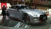 Nissan GT-R Nismo : la GT-R en mode record au salon de Tokyo 2013