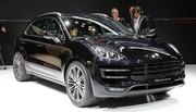 Porsche dévoile son nouveau Macan au salon de Tokyo 2013
