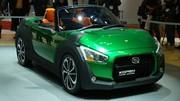 Daihatsu Kopen : le roadster sur demande présenté au salon de Tokyo 2013