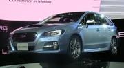 Subaru Levorg : les photos de la future Legacy break